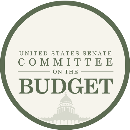 Logo for the US Senate Committee on the Budget
